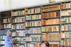 Biblioteca (in via di sistemazione)