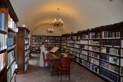 Montevergine-Biblioteca