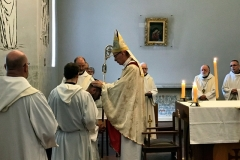 Liturgy - Dom Robert Ordination