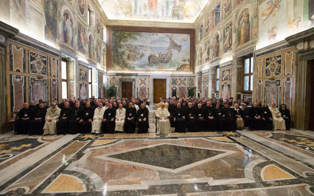 Udienza dal Santo Padre per il 125° anniversario della Confederazione
