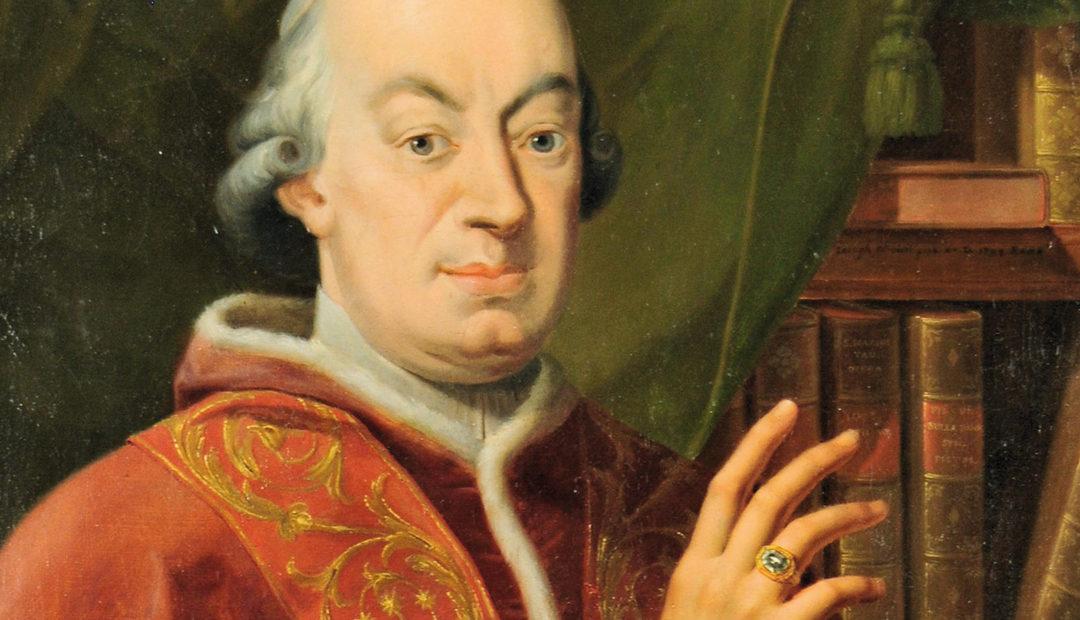 L'Abbazia di Subiaco promuove una mostra su papa Pio VI