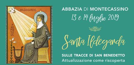 L'Abbazia di Montecassino dedica due giornate di studio a santa Ildegarda di Bingen