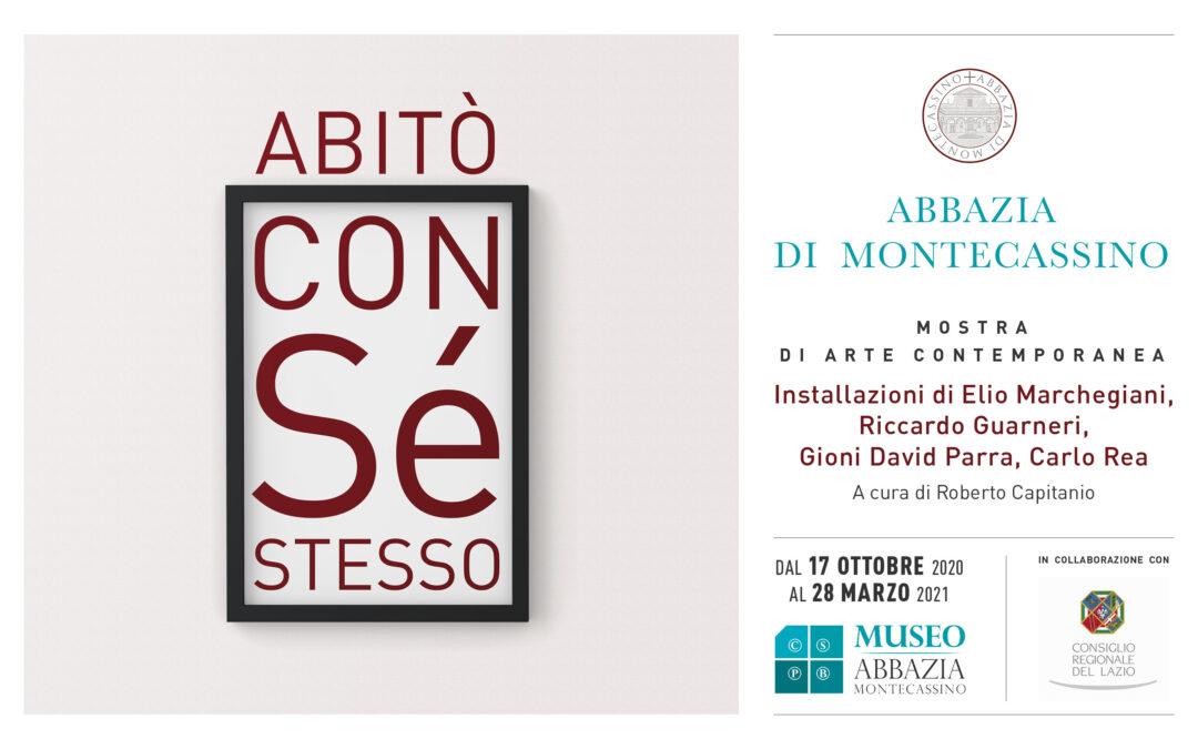"""""""Abitò con Sé stesso"""": l'arte contemporanea nell'Abbazia di Montecassino"""