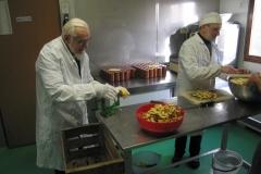 Monaci al lavoro comunità di Germagno