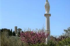 Madonna della Scala - Statua