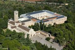 Madonna della Scala - Veduta aerea