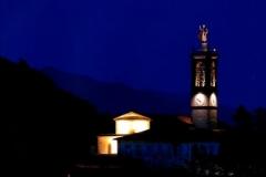 Monastero by night