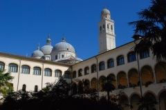 Santa-Giustina-Padova-Chiostro