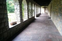 Grand cloitre galerie